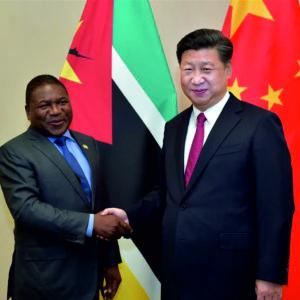 CHINA INVIERTE 52 MILLONES DE DOLARES EN INFRAESTRUCTURAS EN MOZAMBIQUE
